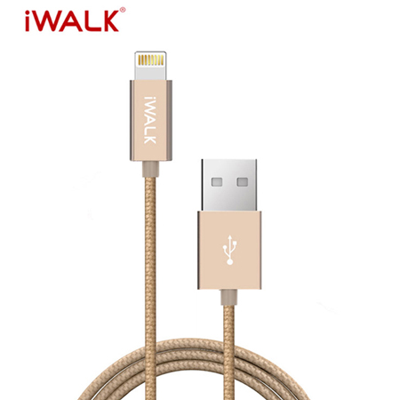 iWALK Steel L lightning cable