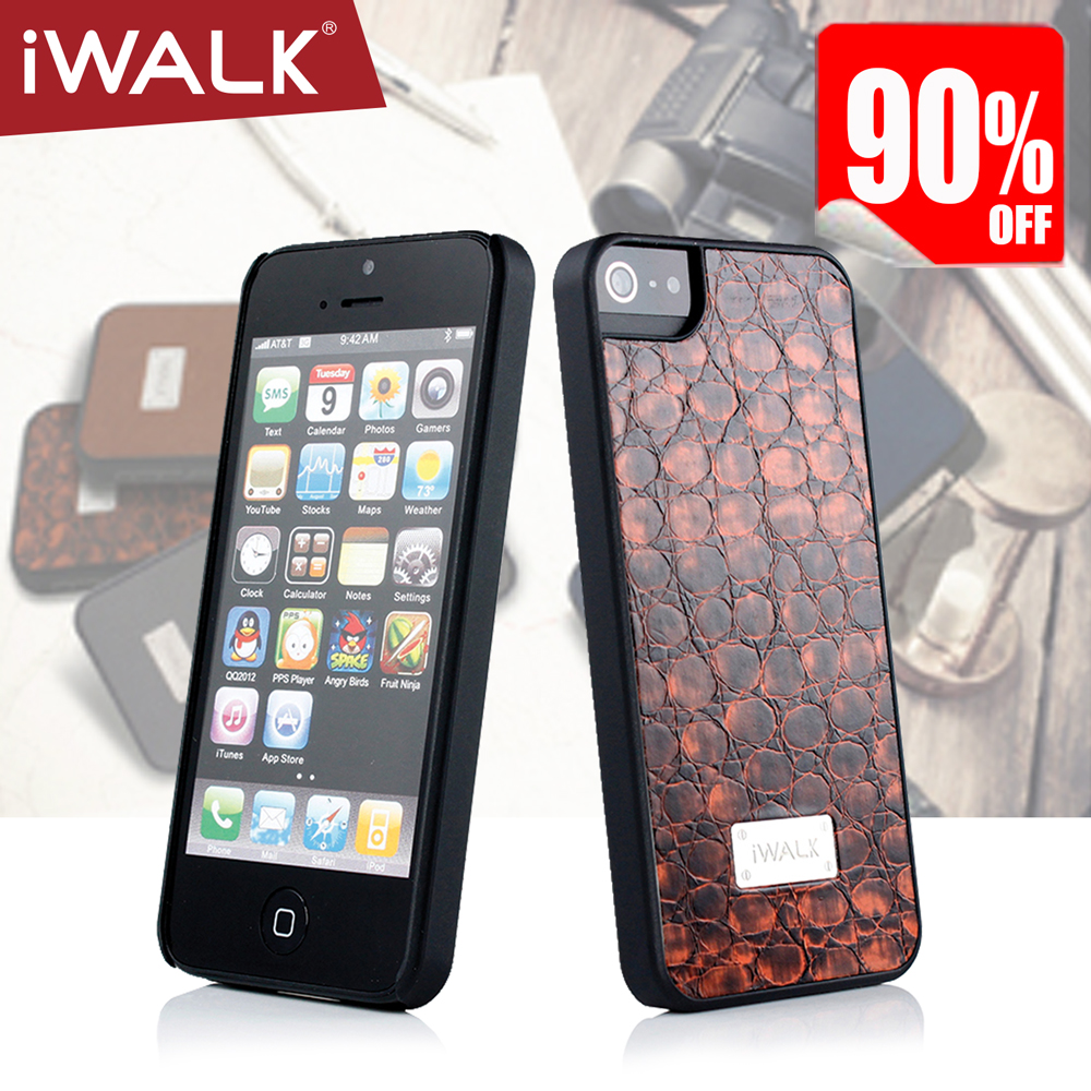 iWALK Leather Shield Case for iPhone5