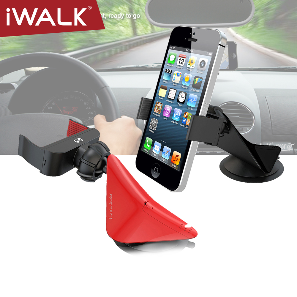 iWALK Lucanus - Universal Car Mount